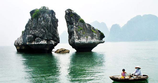 Tour thăm vịnh Hạ Long 4 tiếng, buổi sáng/chiều
