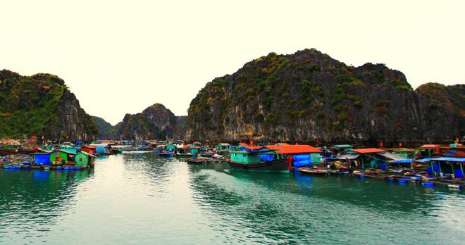 Tour Hà Nội - Cát Bà 2 ngày 1 đêm