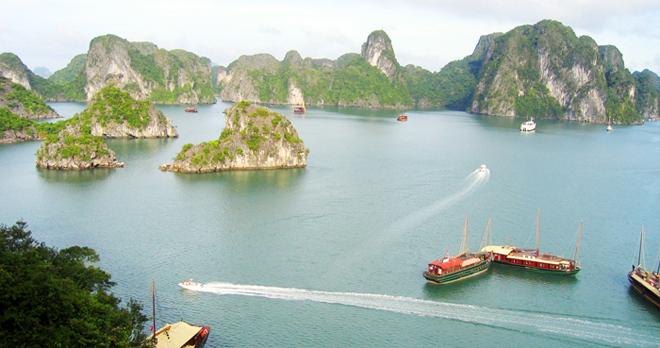Tour Hà Nội - Vịnh Hạ Long 1 Ngày