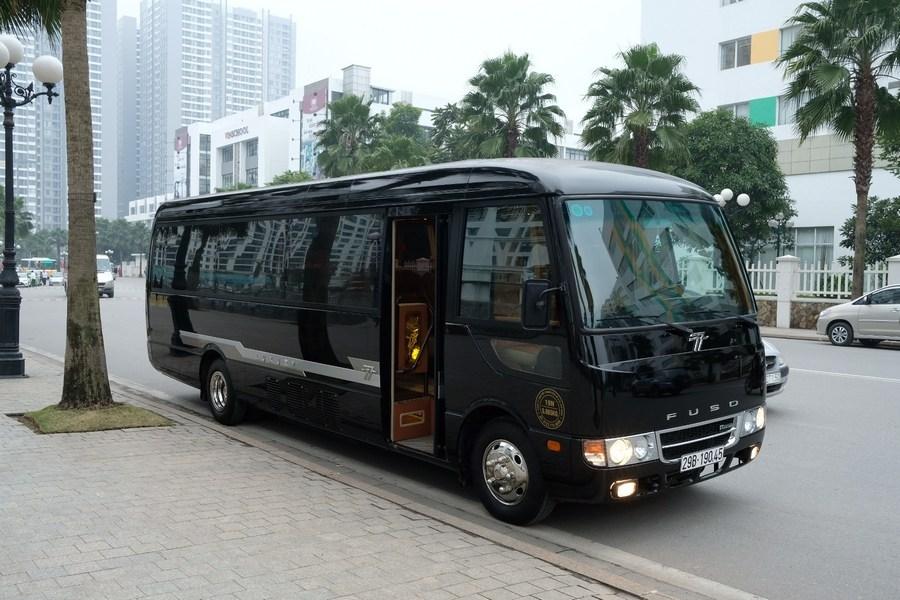 Vé Xe Bus, Limousine, Giường Nằm