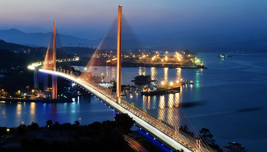 cầu bãi cháy, hạ long - saomaitourist
