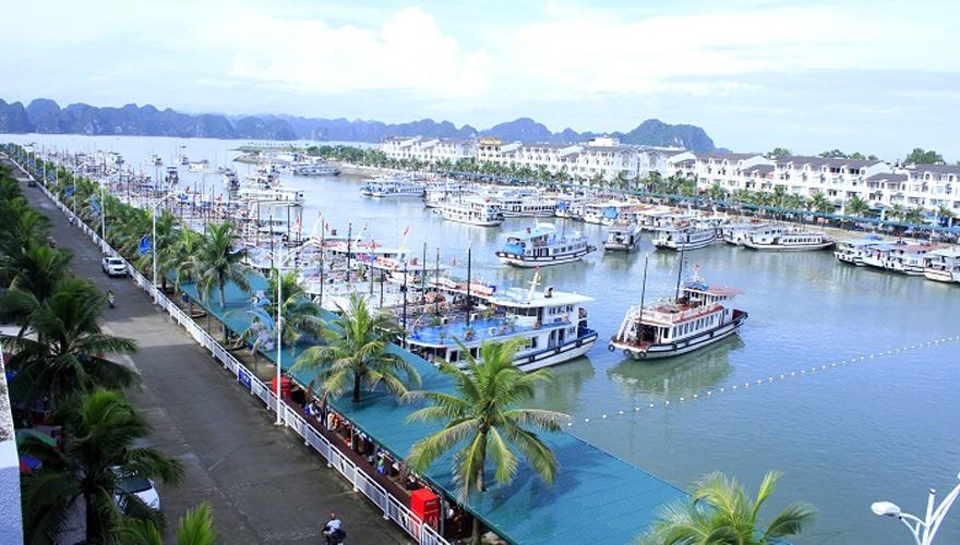 cảng tàu du lịch quốc tế Tuần Châu - saomaitourist