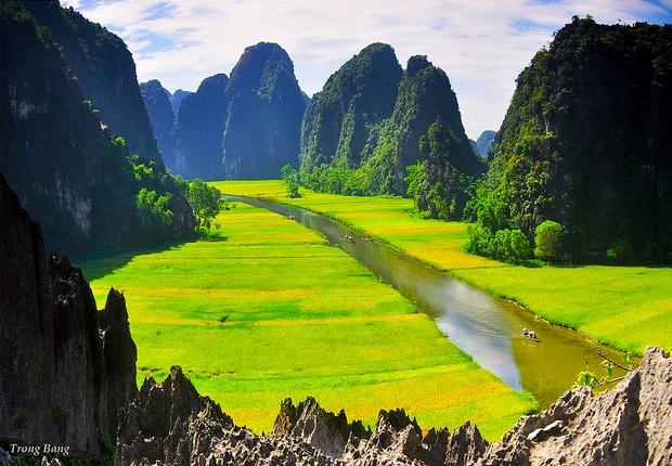 du lịch Ninh Bình - saomaitourist