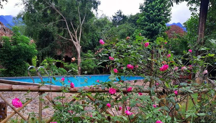 mai chau farmstay - homestay ở mai châu hòa bình
