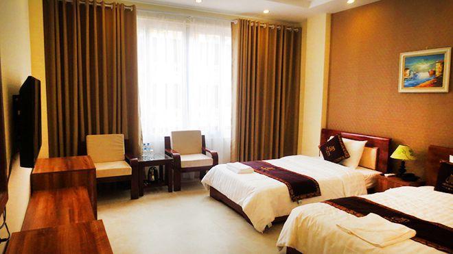 Khách sạn Sao Mai Mely Hà Nội