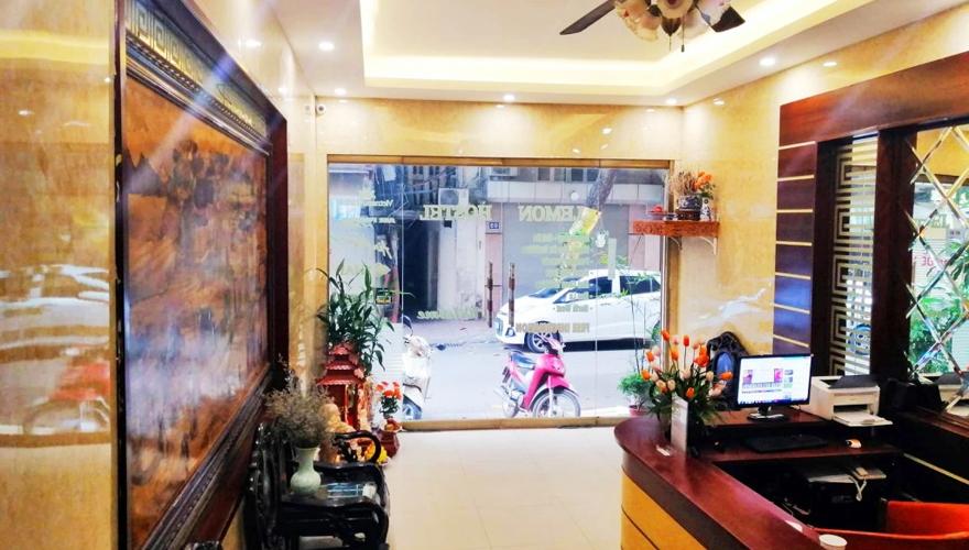 Khách Sạn Sao Mai Lemon Hà Nội