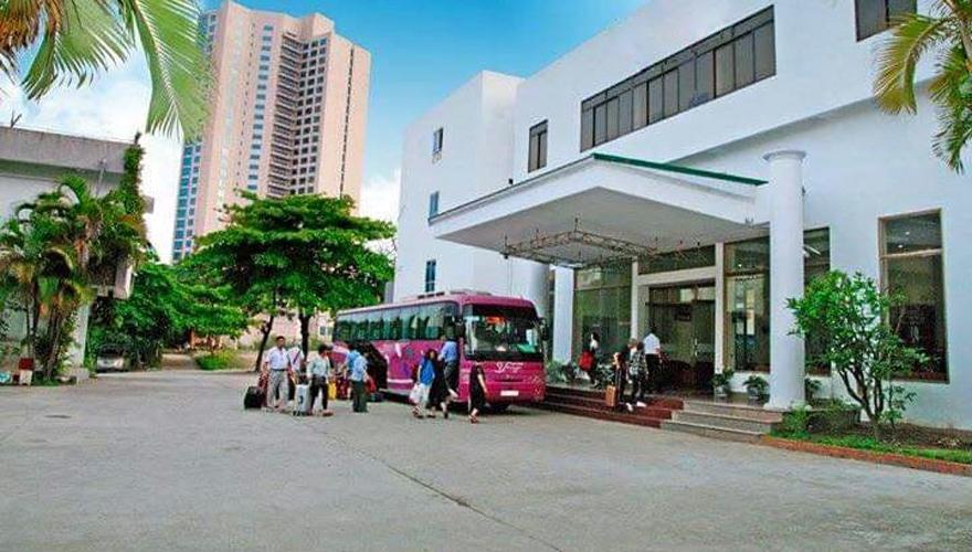 Khách sạn Tiên Long Bãi Cháy, Hạ Long