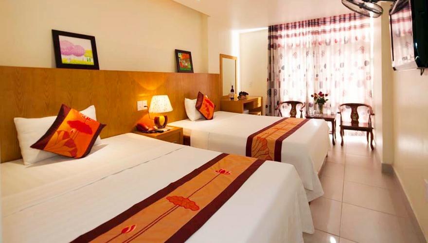 saomaitourist - khách sạn Viet Lotus Cát Bà