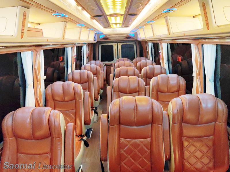 Xe Limousine Hàng Ngày từ Hà Nội - Nông Cống, Thanh Hóa